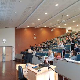 Mednarodni strokovni simpozij na temo Spekter fetalnih alkoholnih motenj (FASD)